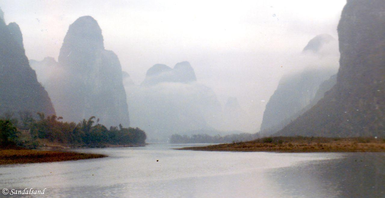 China - Guilin - Li river