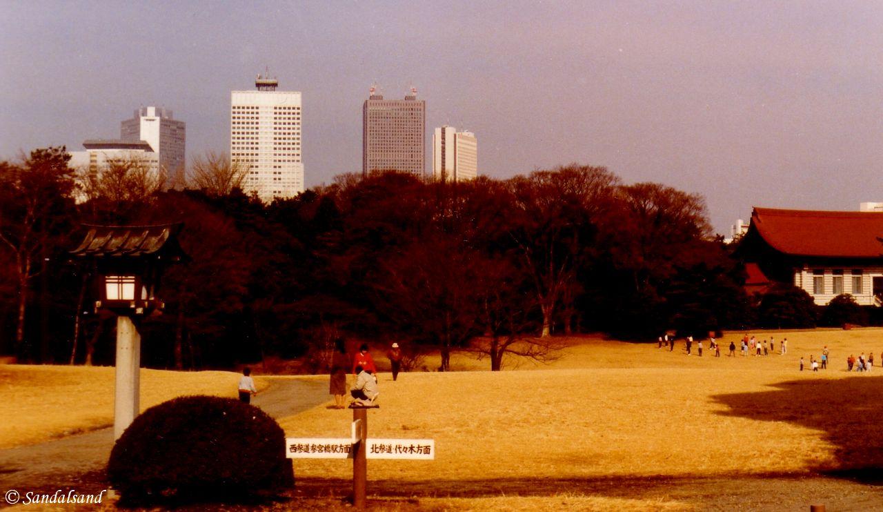 Japan - Tokyo - Yoyogi Park