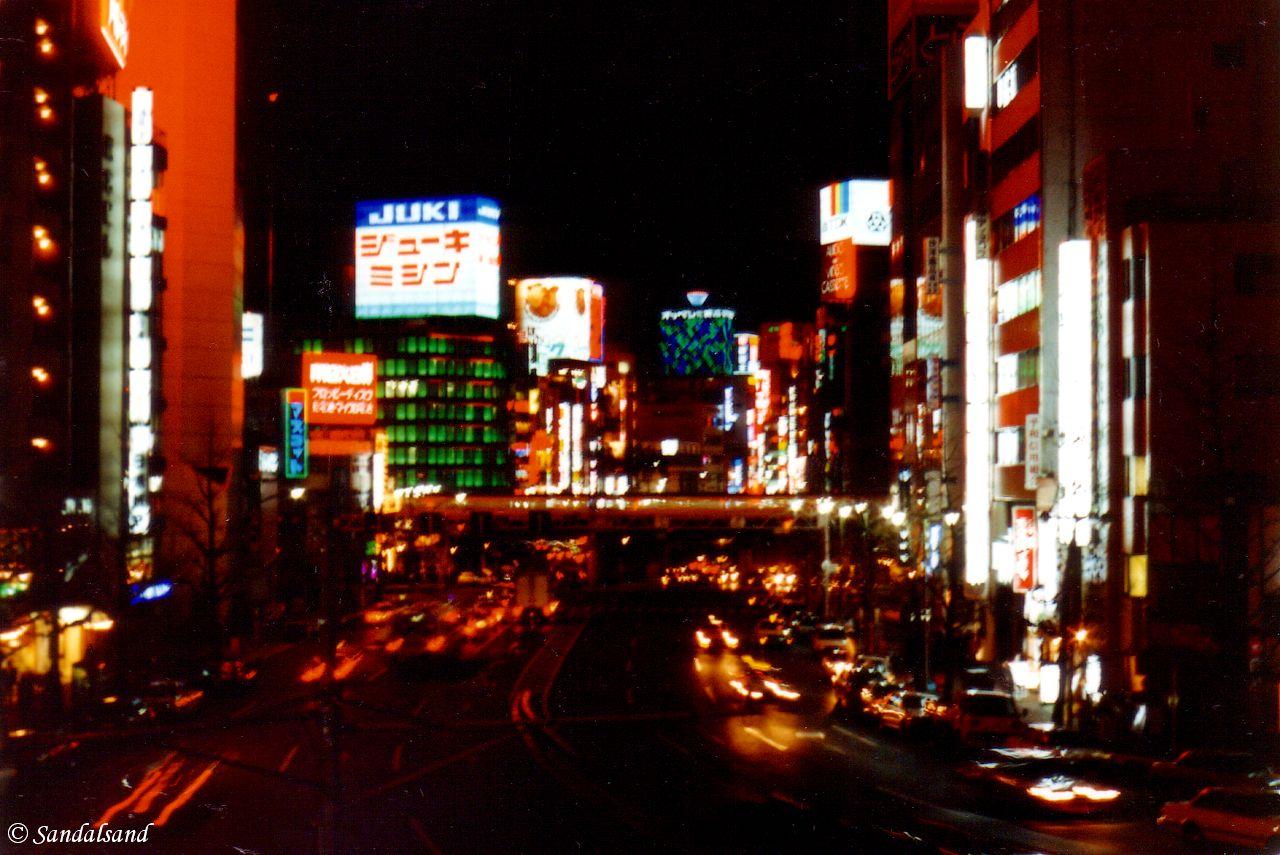 Japan - Tokyo - Shinjuko