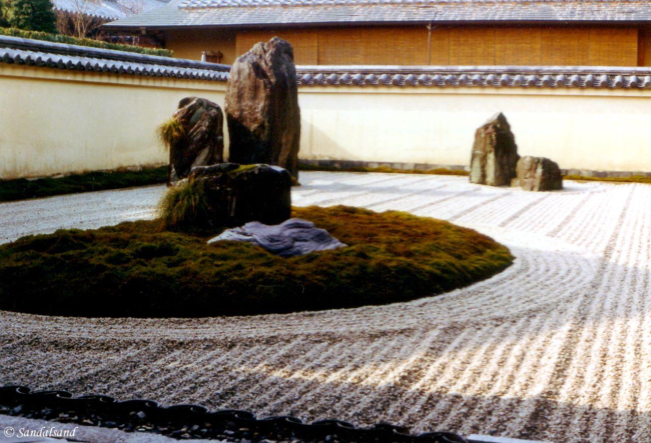 Japan - Kyoto - Ryoanji temple