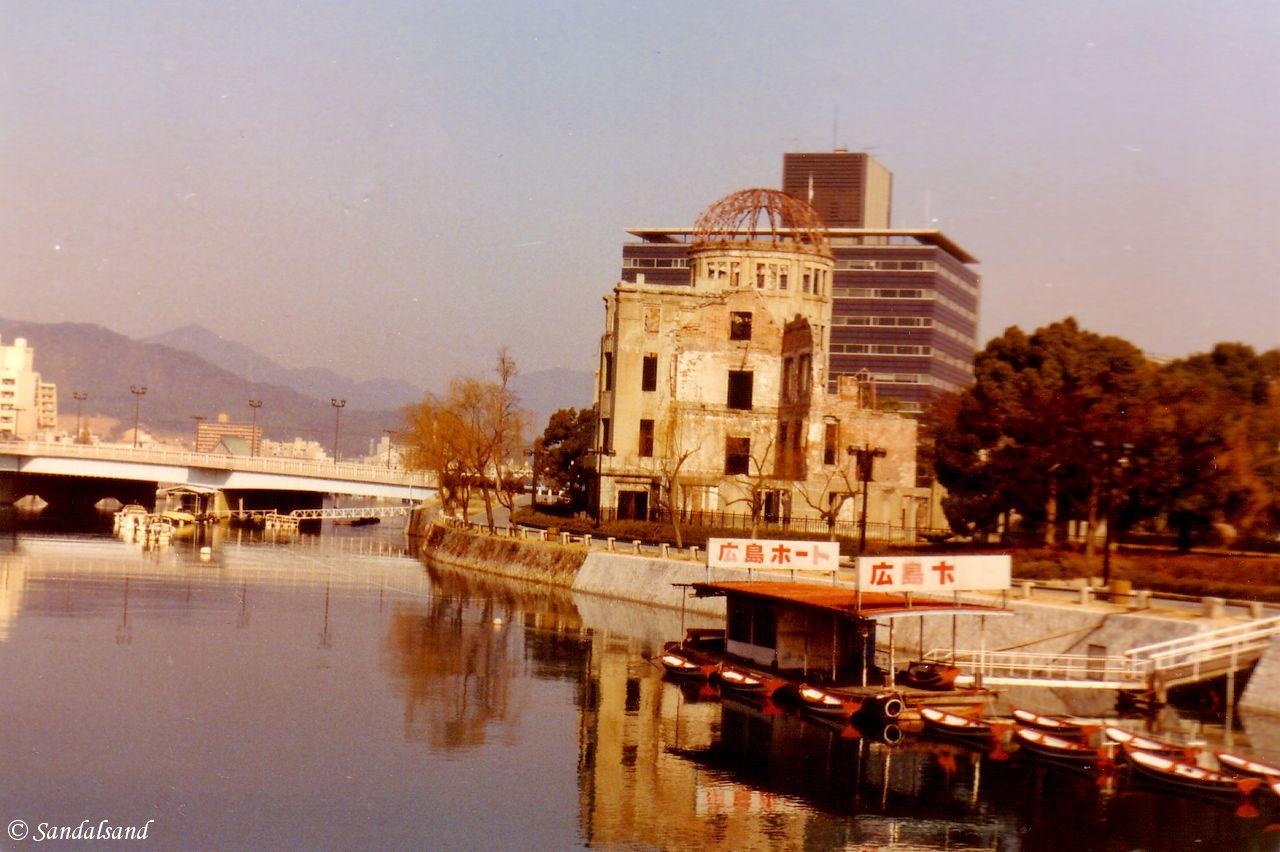 Japan - Hiroshima - A-bomb Dome