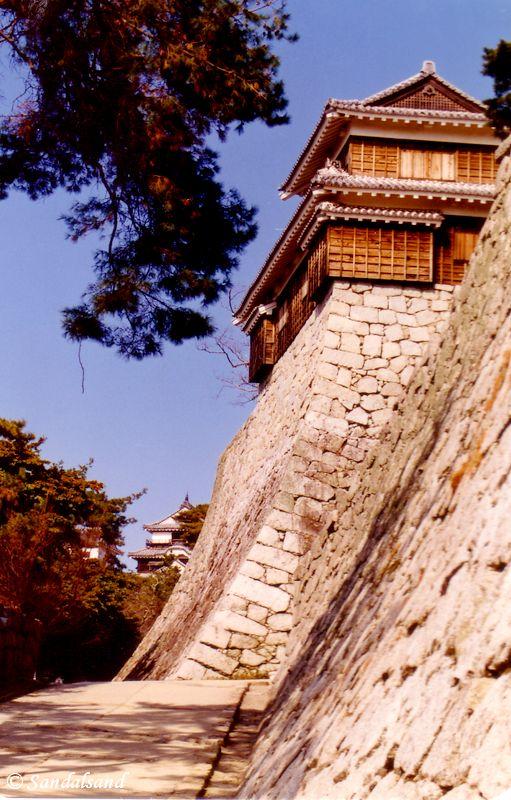 Japan - Matsuyama - Castle