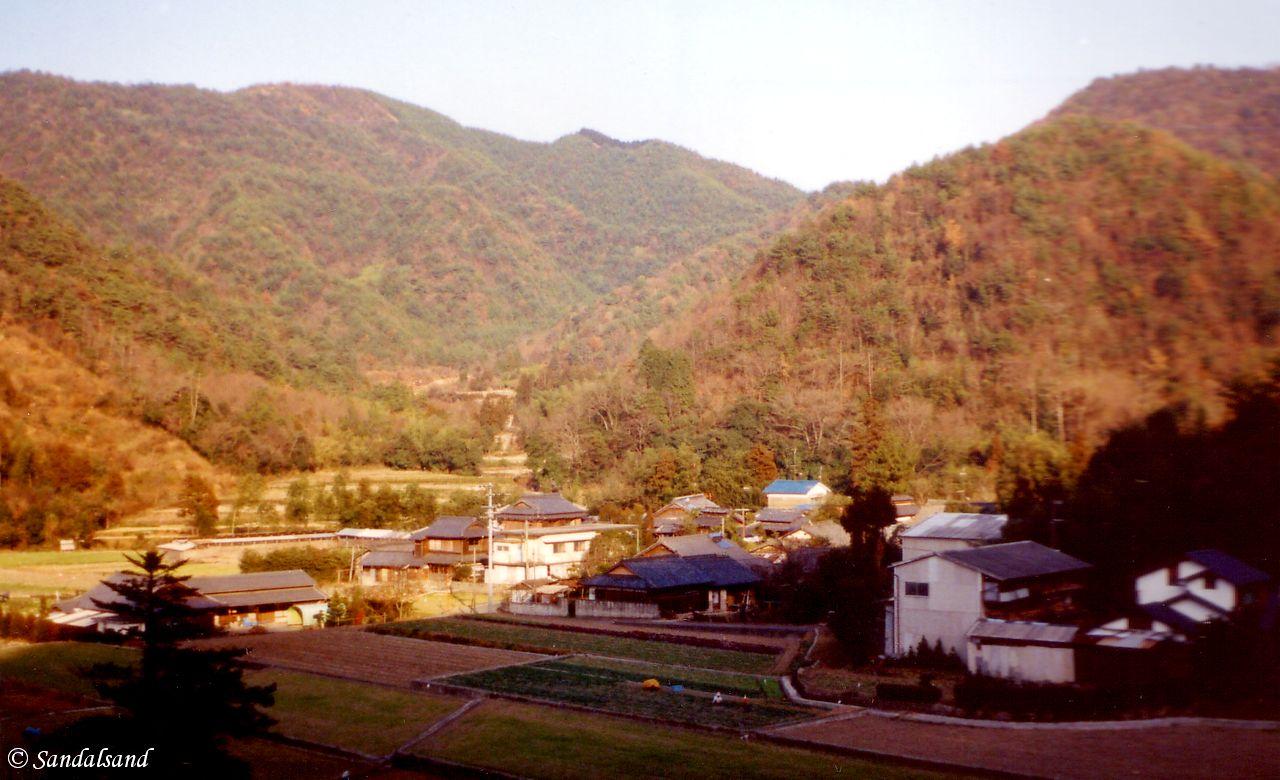 Japan - Skikoku