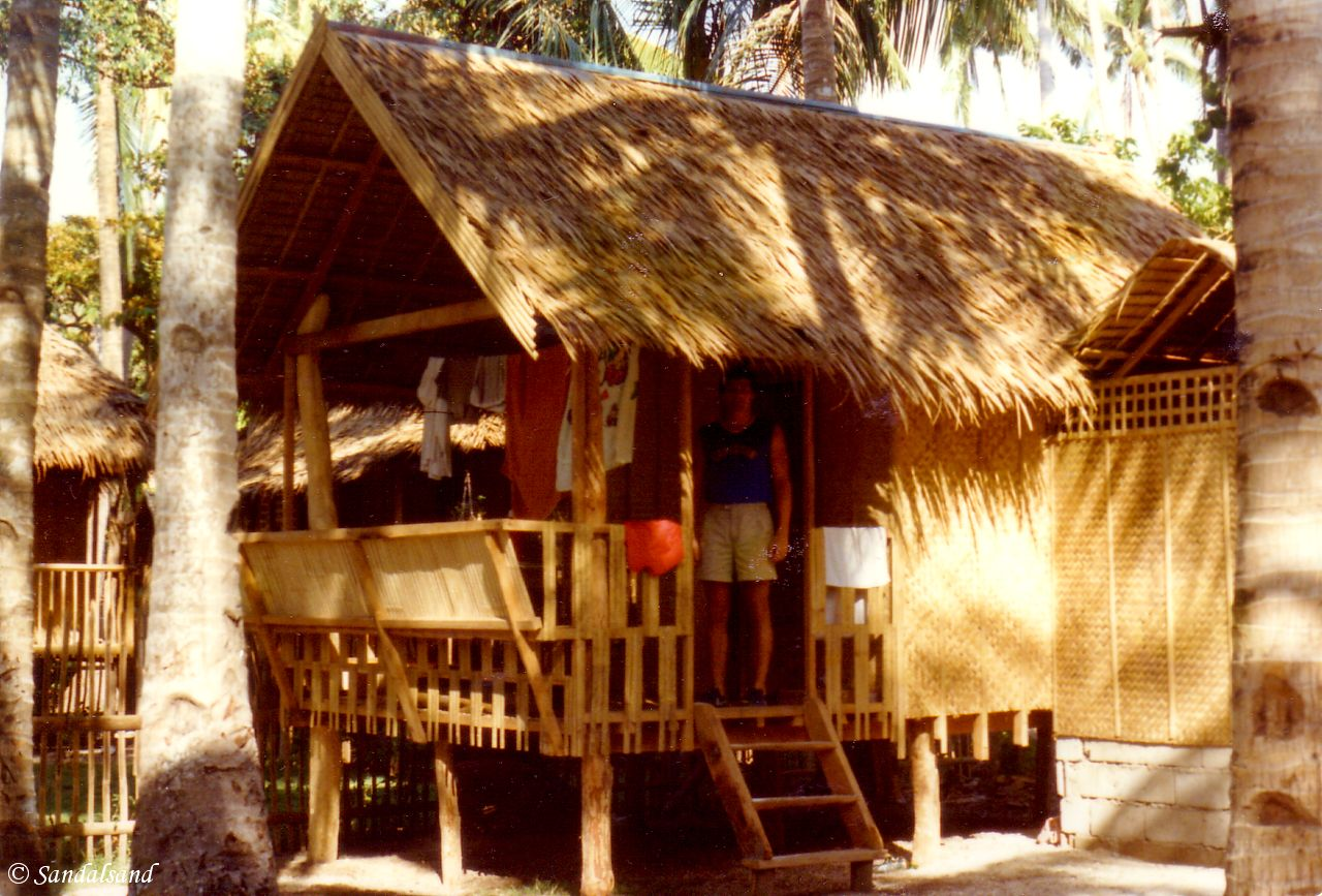 Philippines - Our cabin on Boracay