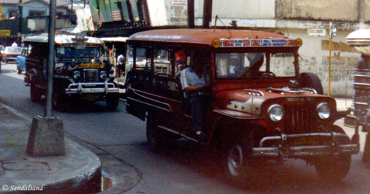 The Philippines - Manila