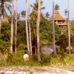 Philippines - Creativity in cabin placement on Boracay