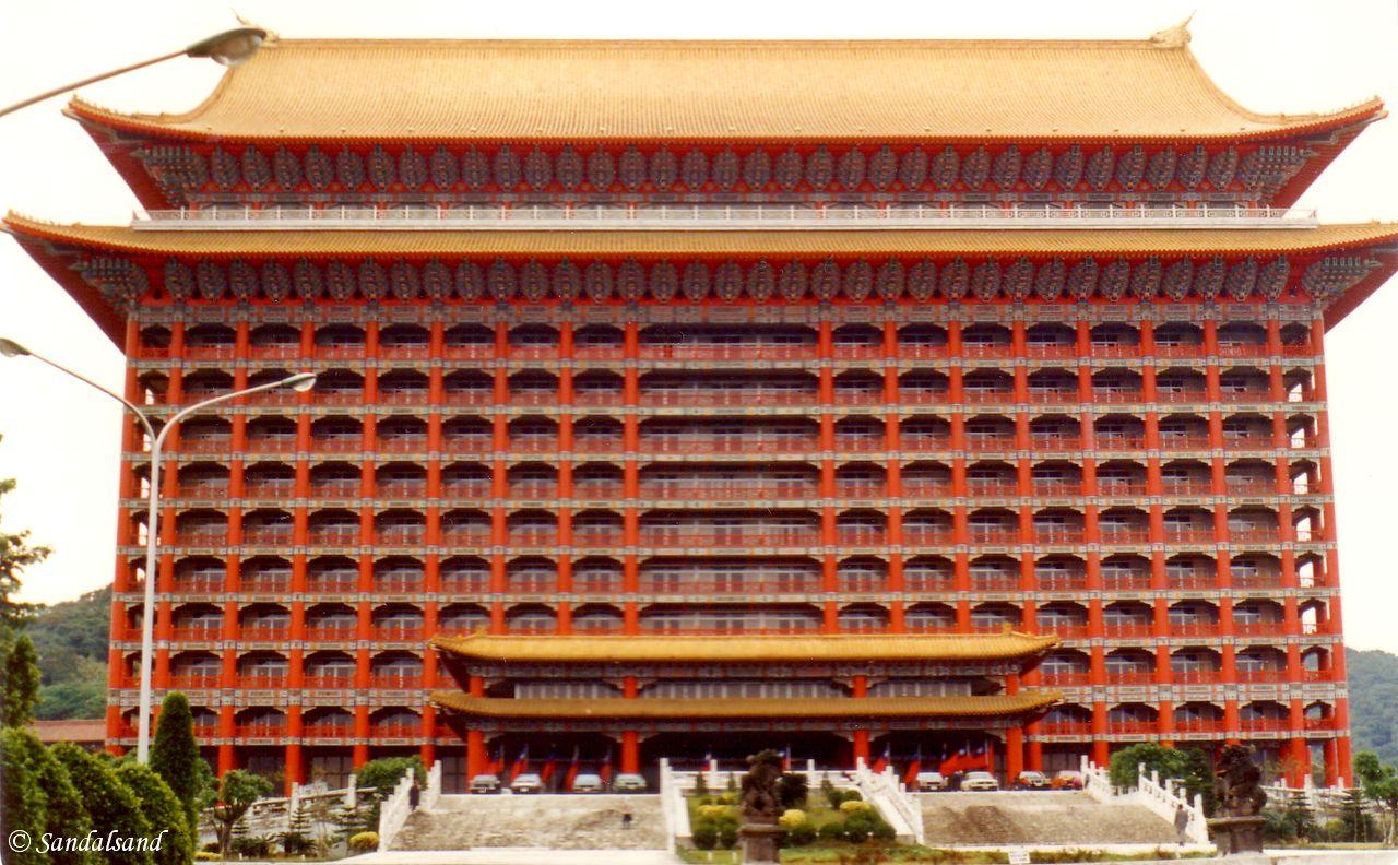 Taiwan - Taipei - Grand Palace Hotel