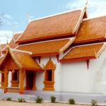 Thailand - Buddhist Temple in Bangkok