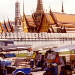 Thailand - Grand Palace view, Bangkok