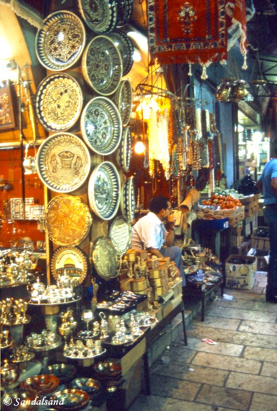 Israel / Palestine - Jerusalem Old Town - Arab quarter