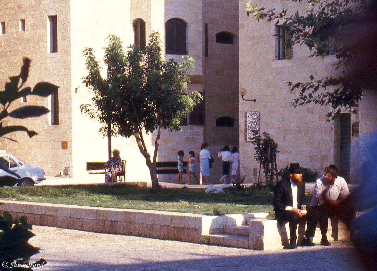 Israel / Palestine - Jerusalem Old Town - Jewish quarter