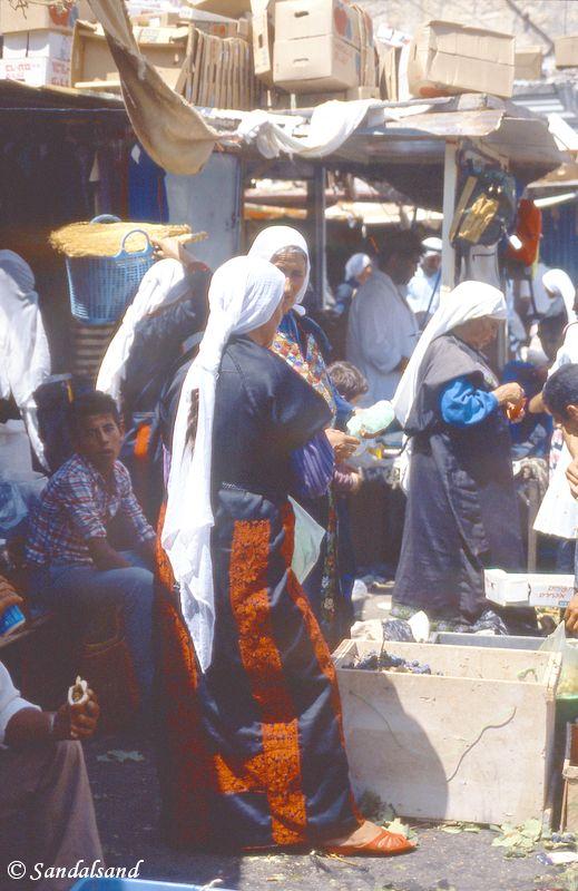 Palestine - Bethlehem market