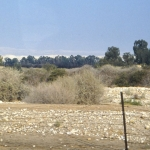 Israel / Palestine - The Jordan River and the West Bank