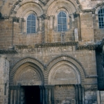 Israel / Palestine - Jerusalem Old Town - Christian quarter - Church of the Holy Sepulchre