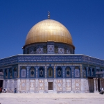 Israel / Palestine - Jerusalem Old Town - Dome of the Rock