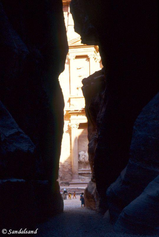 Jordan - Petra - Treasury