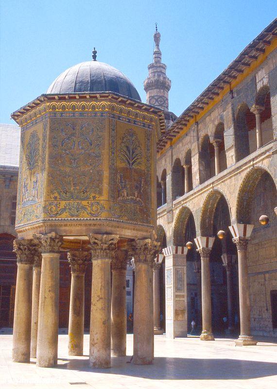 Syria - Damascus - Umayyad Mosque