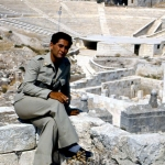Syria - Aleppo - The Citadel - My self-proclaimed guide