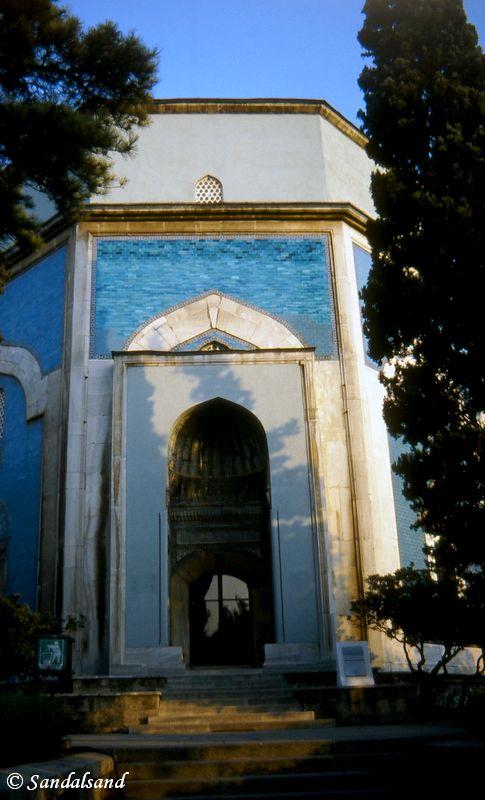 Turkey - Bursa - The Green Mausoleum