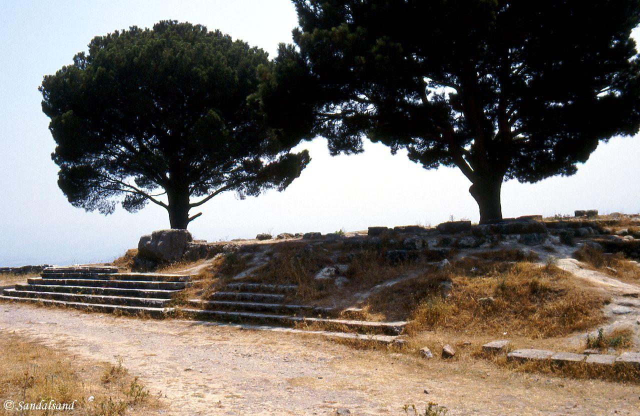 Turkey - Bergama - Site of Zeus Altar in Pergamon