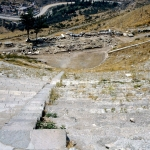 Turkey - Bergama - Theatre seating 15,000 in Pergamon