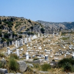 Turkey - Bergama - The Gyms in Pergamon