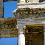 Turkey - Efes - The Library in ancient Efesos