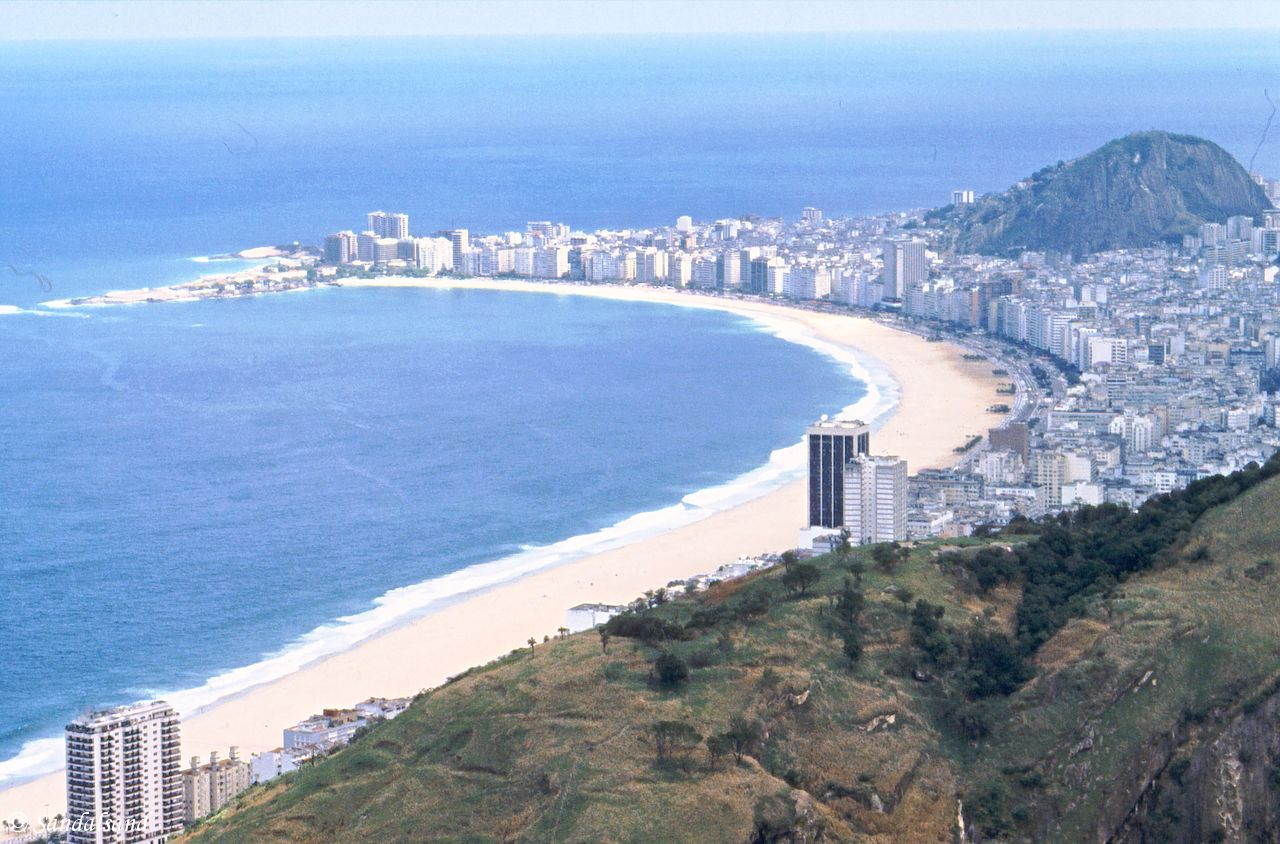 Brazil - Rio de Janeiro - Copacabana