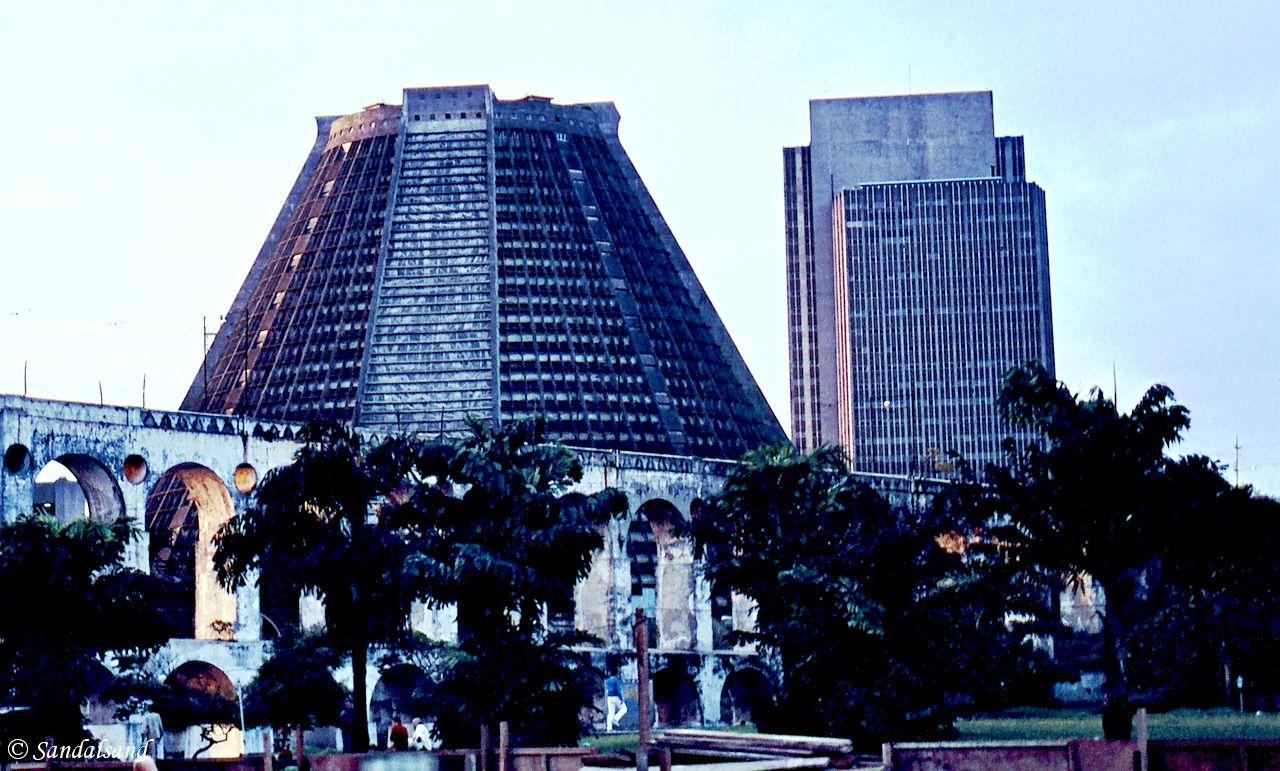 Brazil - Rio de Janeiro - Cathedral