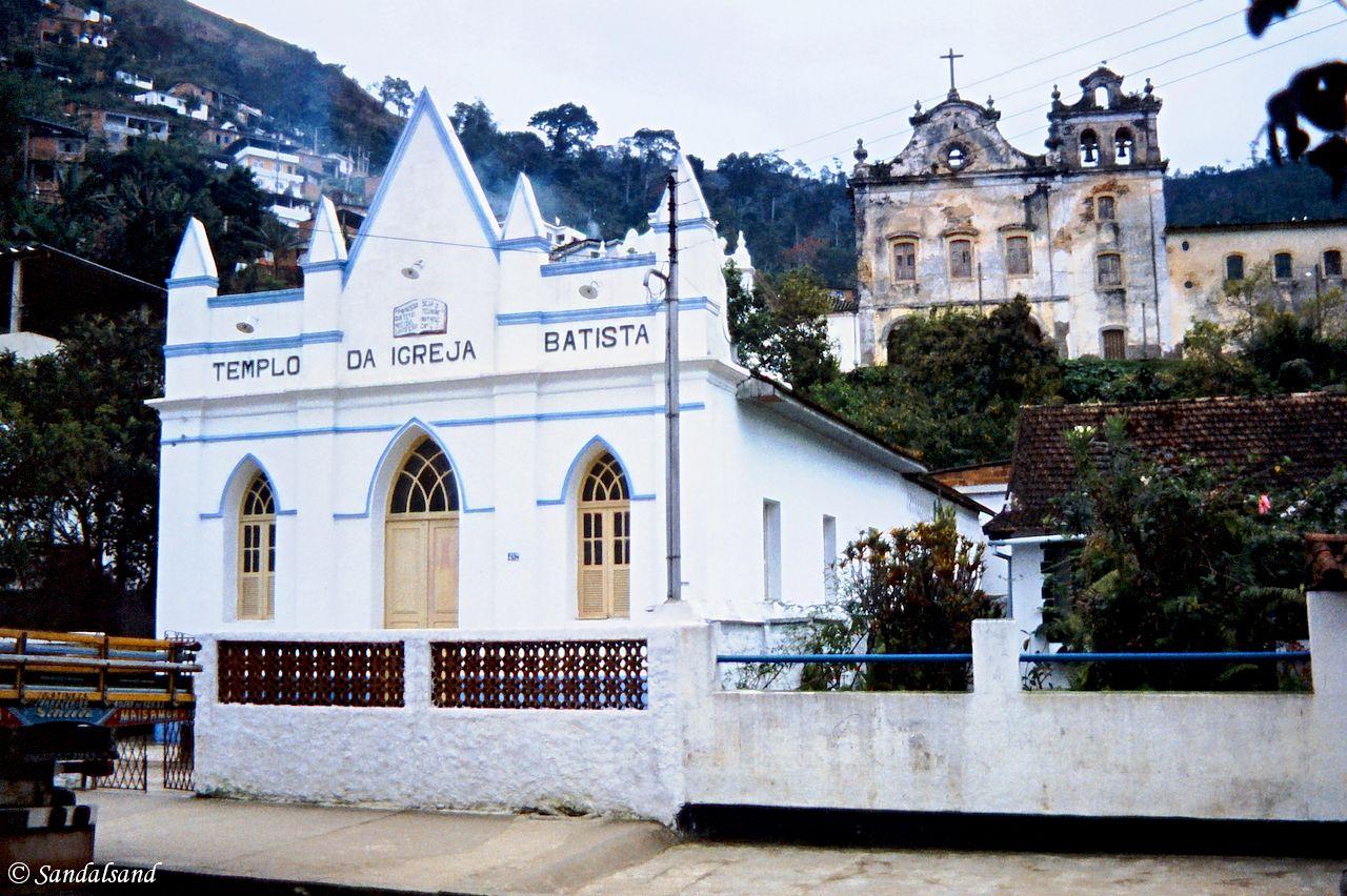 Brazil - Angra dos Reis - Baptist church
