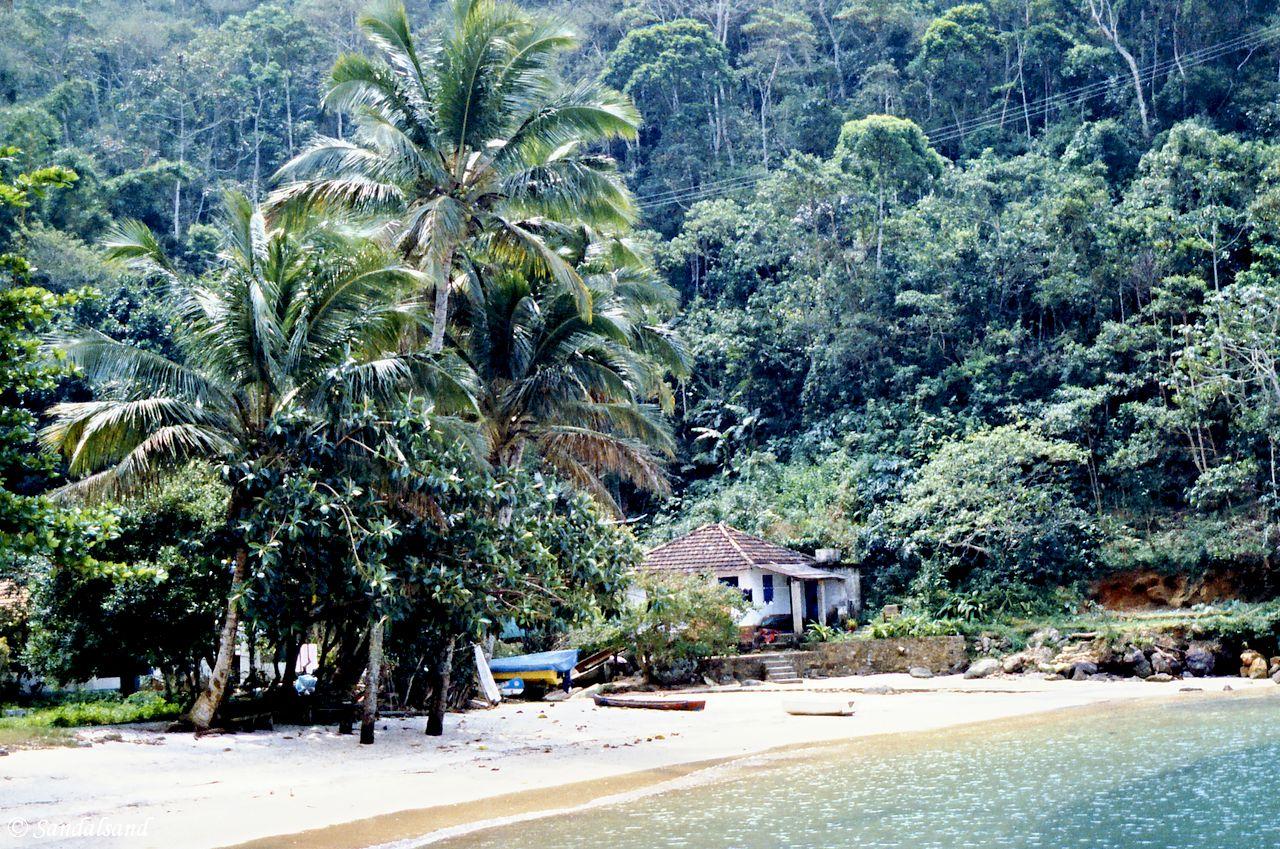 Brazil - Angra dos Reis - Ilha da Gipóia