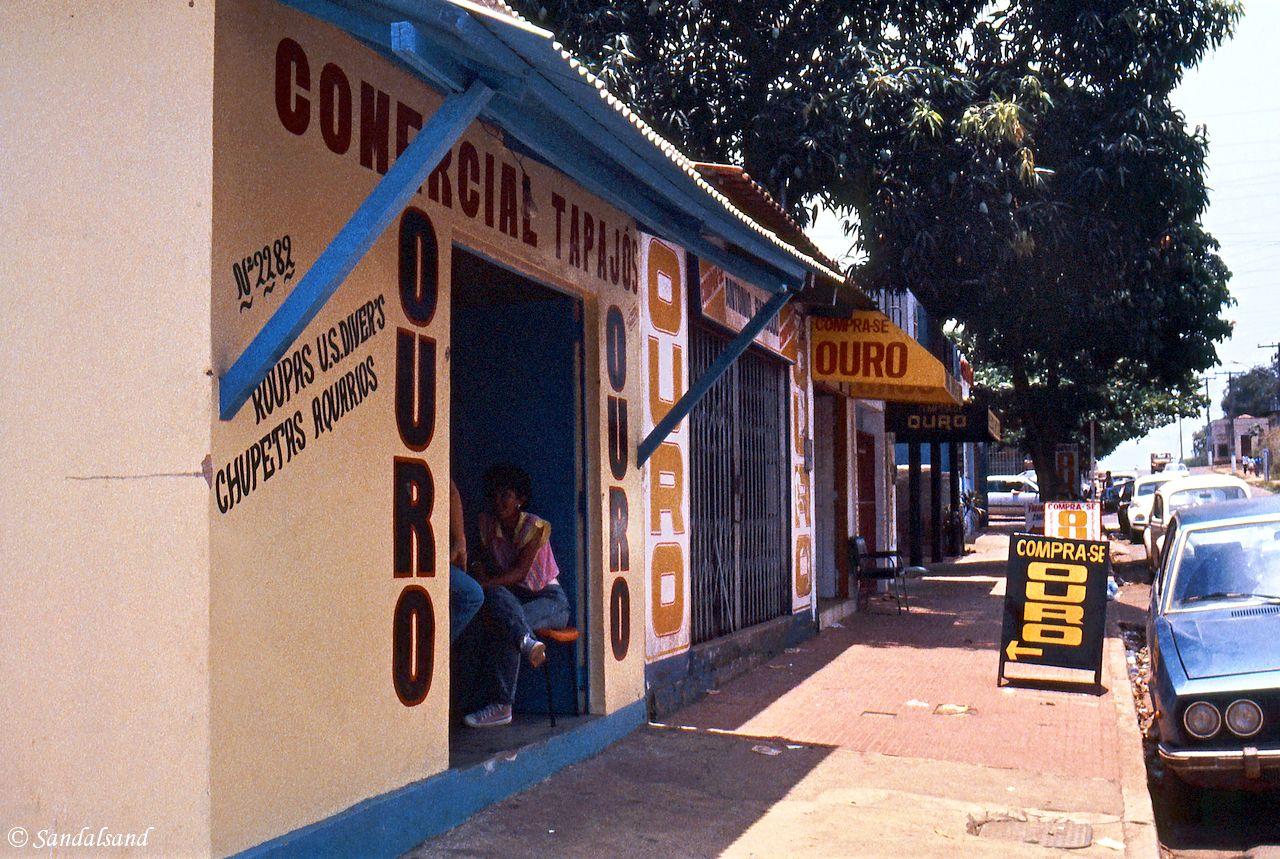 Brazil - Porto Velho - Gold for sale