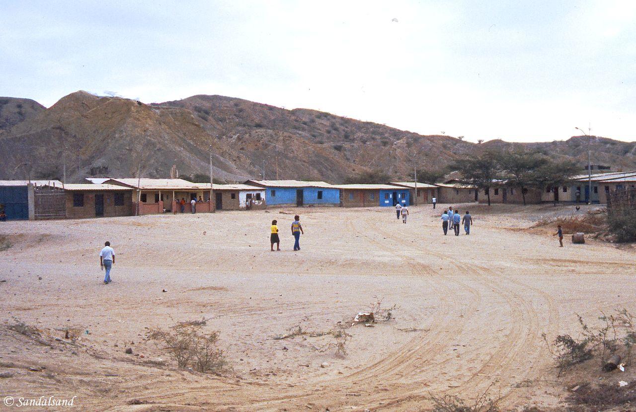 Peru - Desert in the north