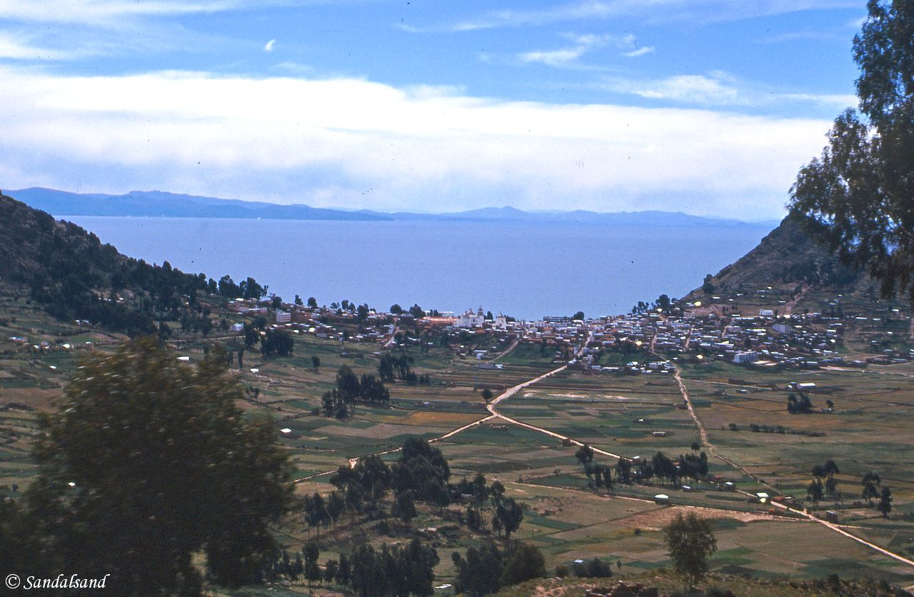 Bolivia - Titicaca - Town of Copacabana