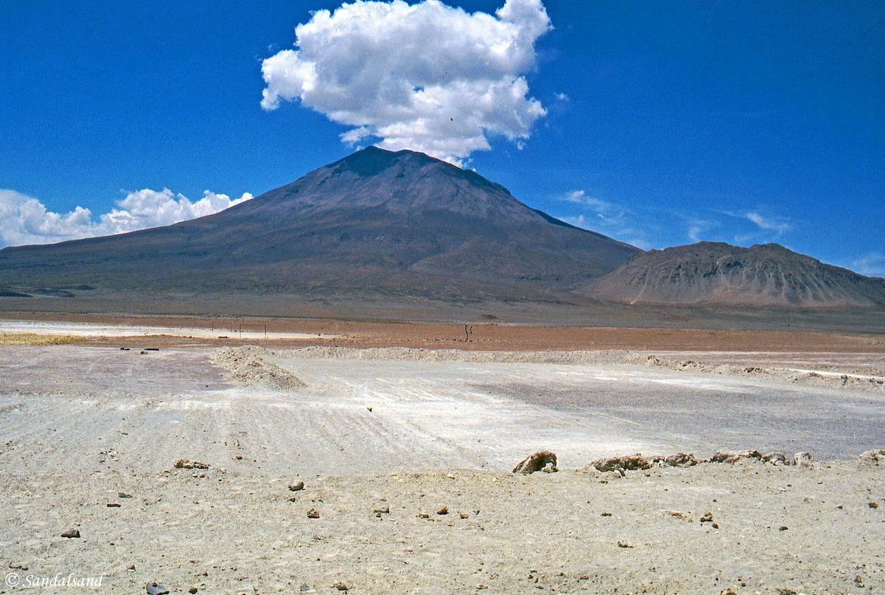 Bolivia - Train to southwest