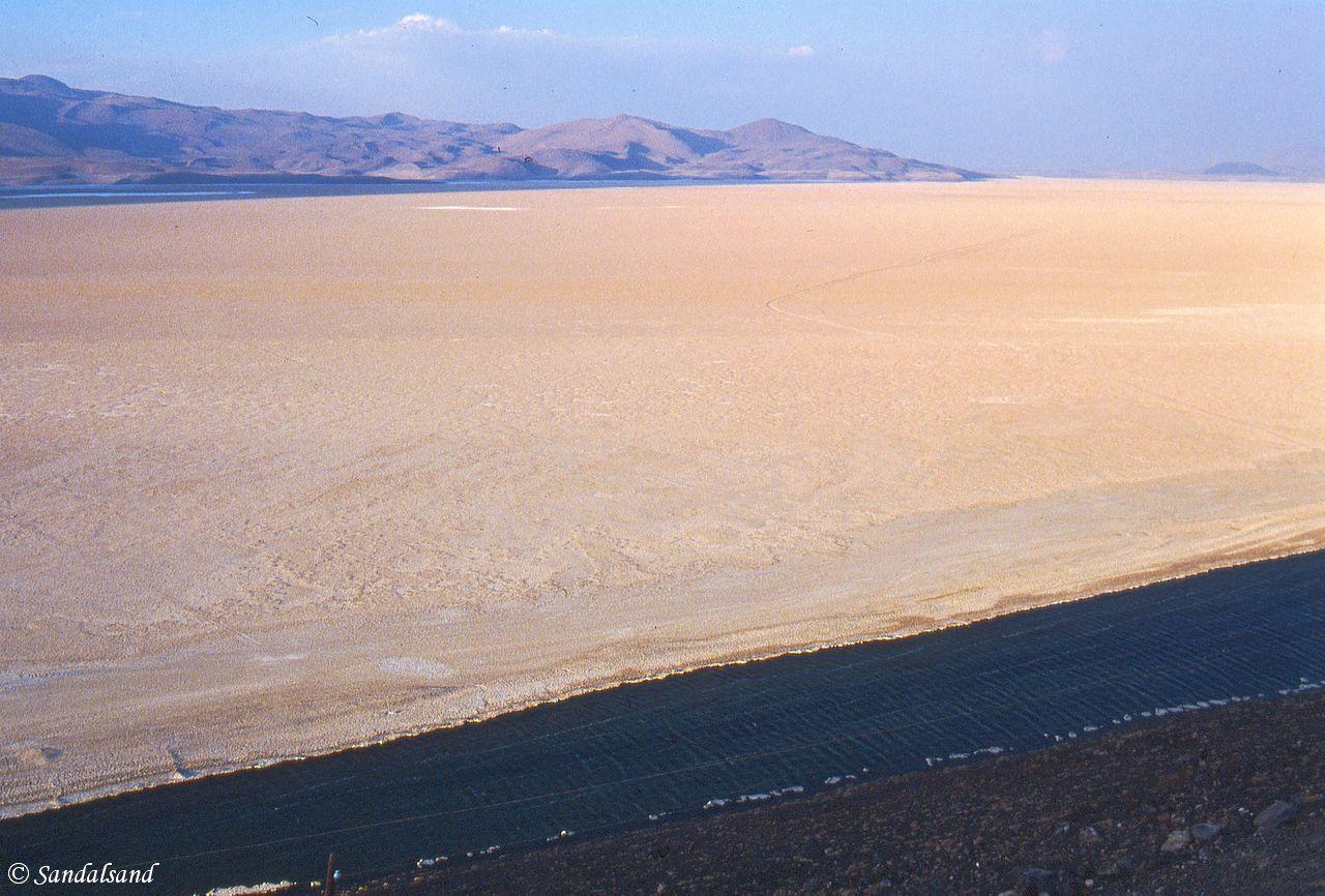 Bolivia - Train to southwest - Salar de Uyuni