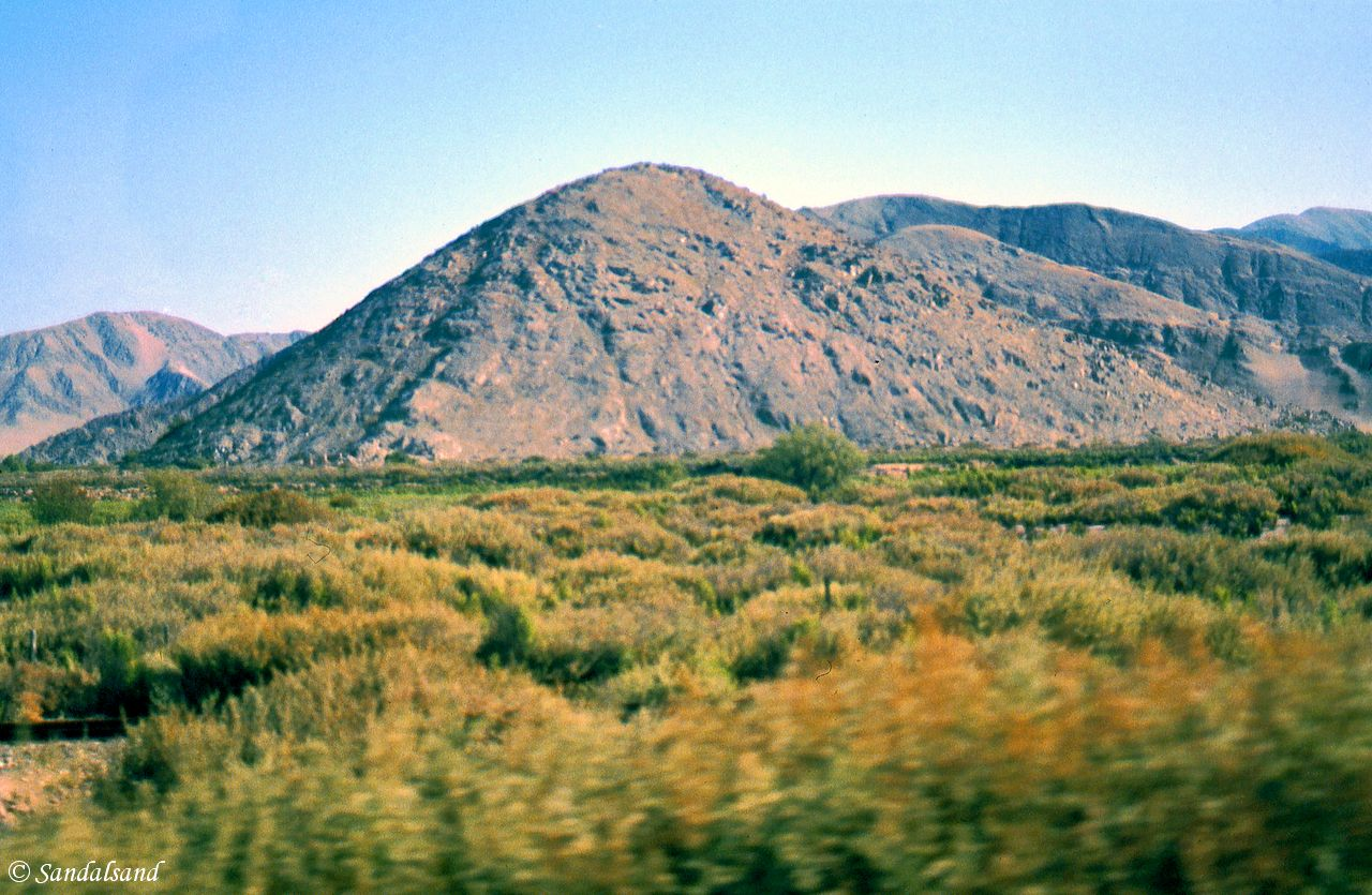 Chile - South from Antofagasta - Copiapo