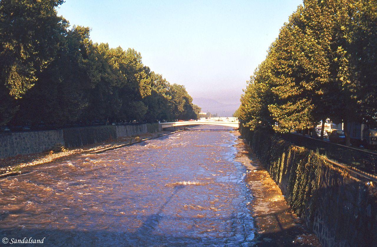 Chile - Santiago - Rio Mapoche