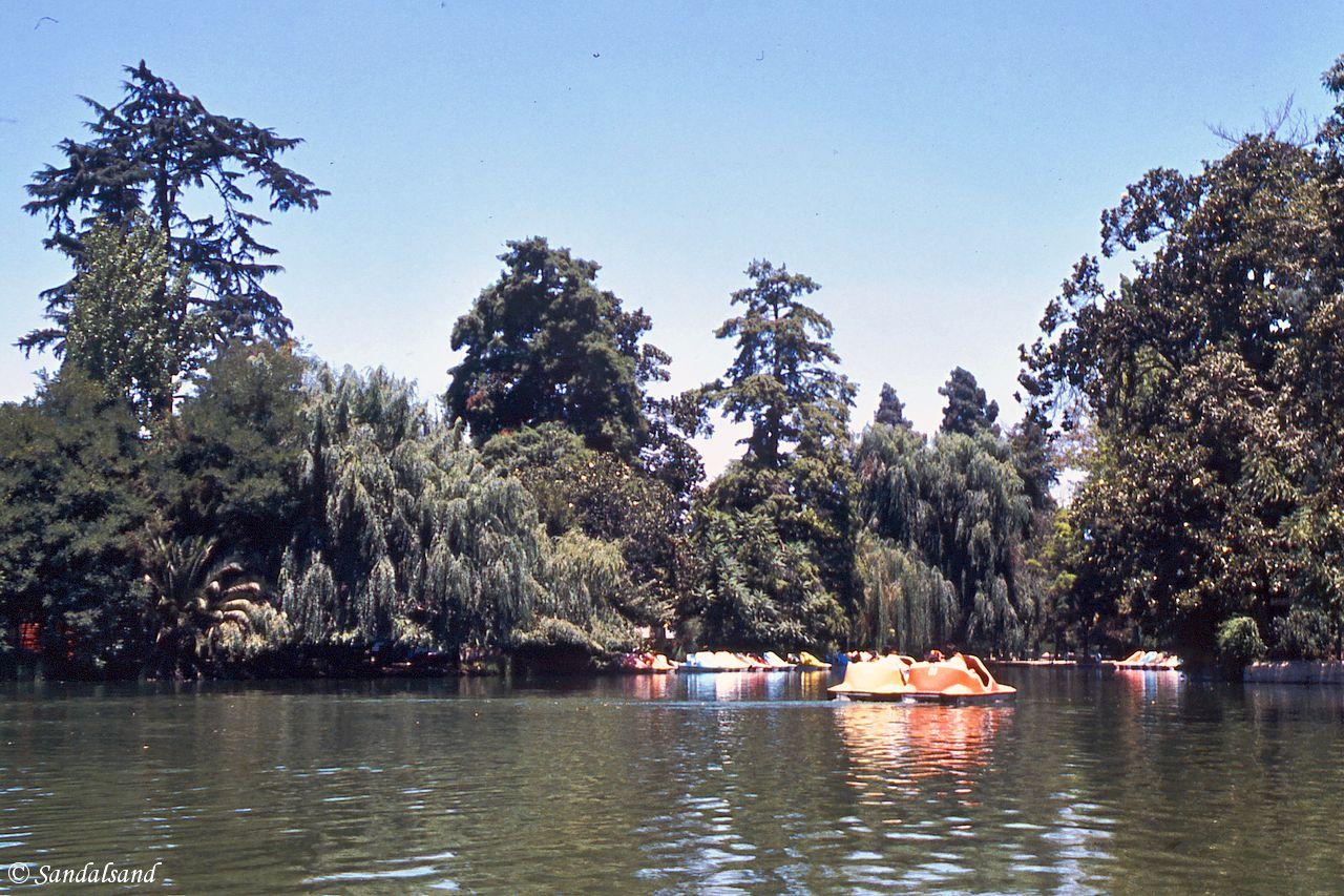 Chile - Santiago - Parque O'Higgins