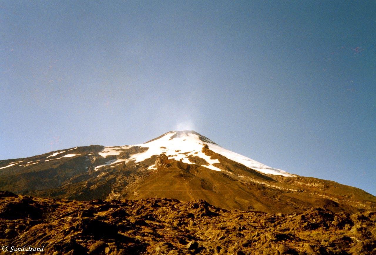 Chile - Volcán Villarrica