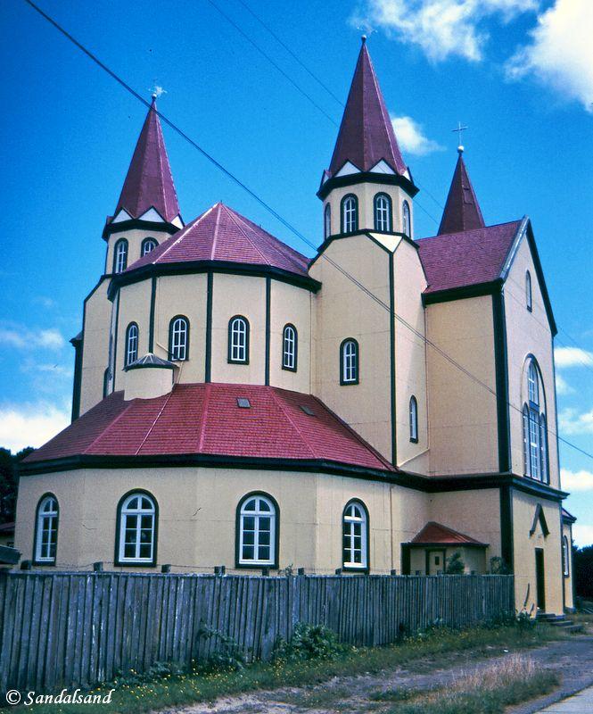 Chile - Puerto Varas - Iglesia Sagrado Corazón de Jesús