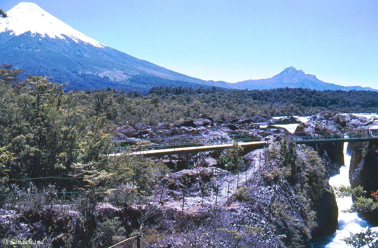 Chile - Saltos del Petrohué