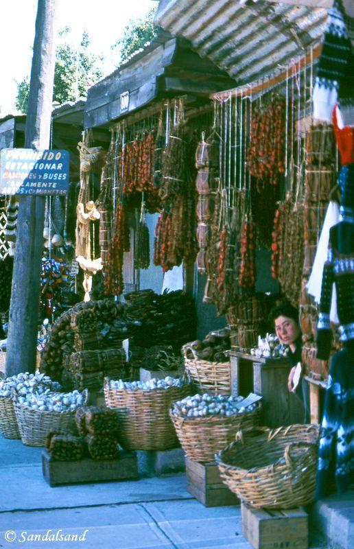 Chile - Puerto Montt - Angelmo fishing port