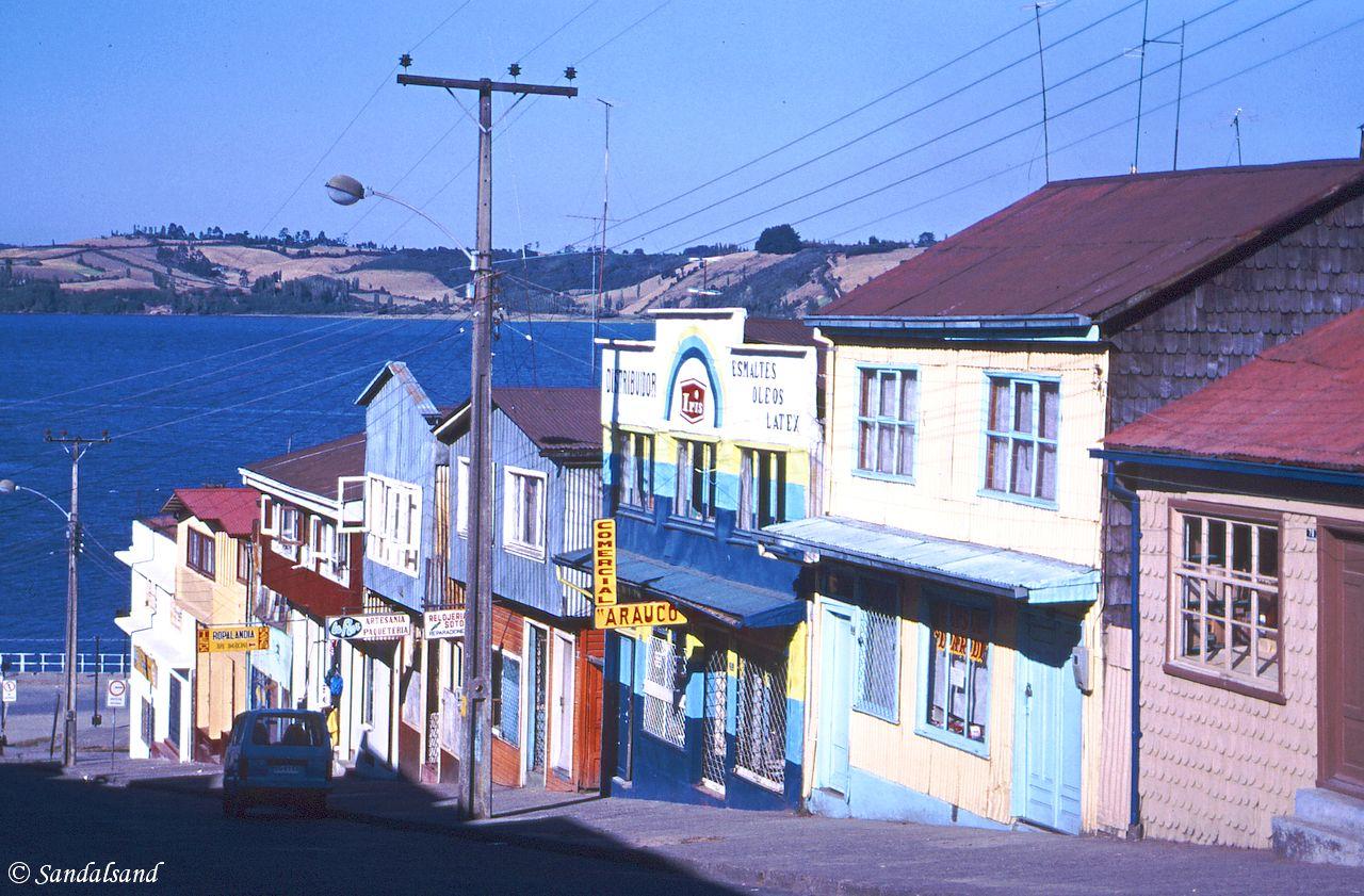 Chile - Chiloe - Castro