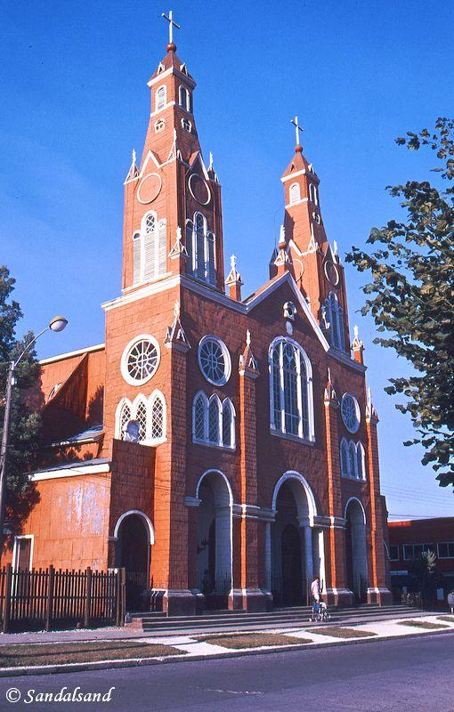 Chile - Chiloe - Castro - Iglesia San Francisco