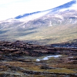 Norway - Jotunheimen - Down towards Russvassbua