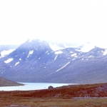 Norway - Jotunheimen - Russvatn and Surtningstoppene