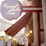 Austria - Wien (Vienna) - Home of the Sacher torte chocolate cake