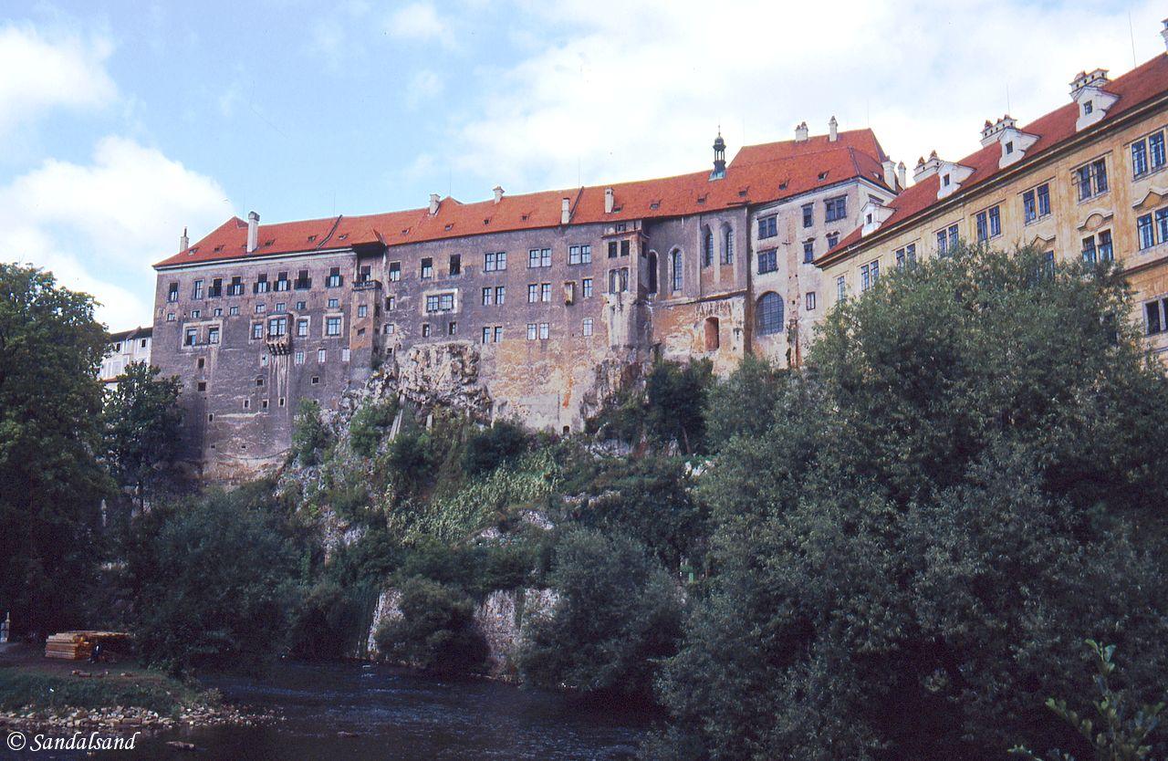 Czech Republic - Cesky Krumlov castle