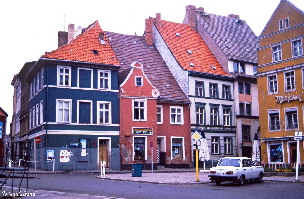 Germany (DDR) - Stralsund